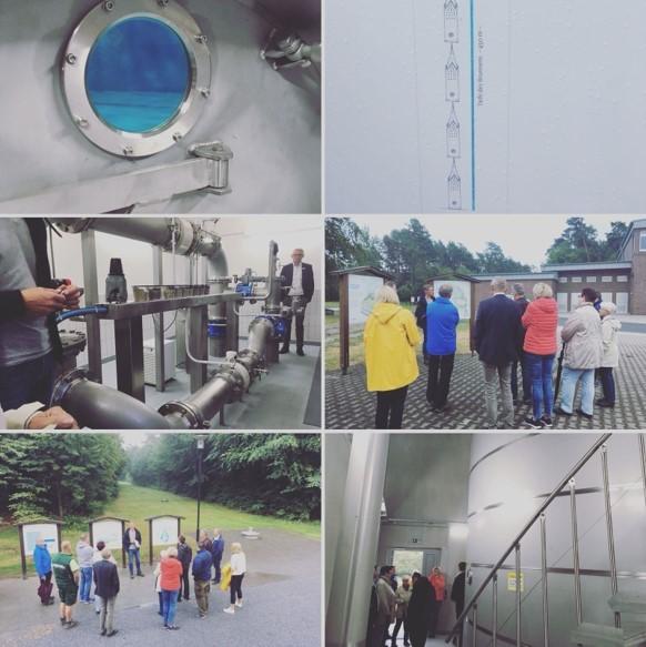 Collage Wasserwerk Diebesweg