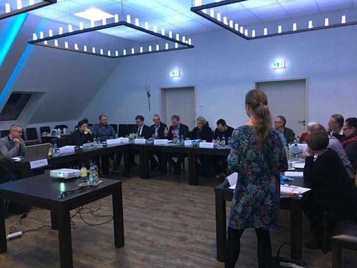 Bürgerbeiratssitzung Paderborn